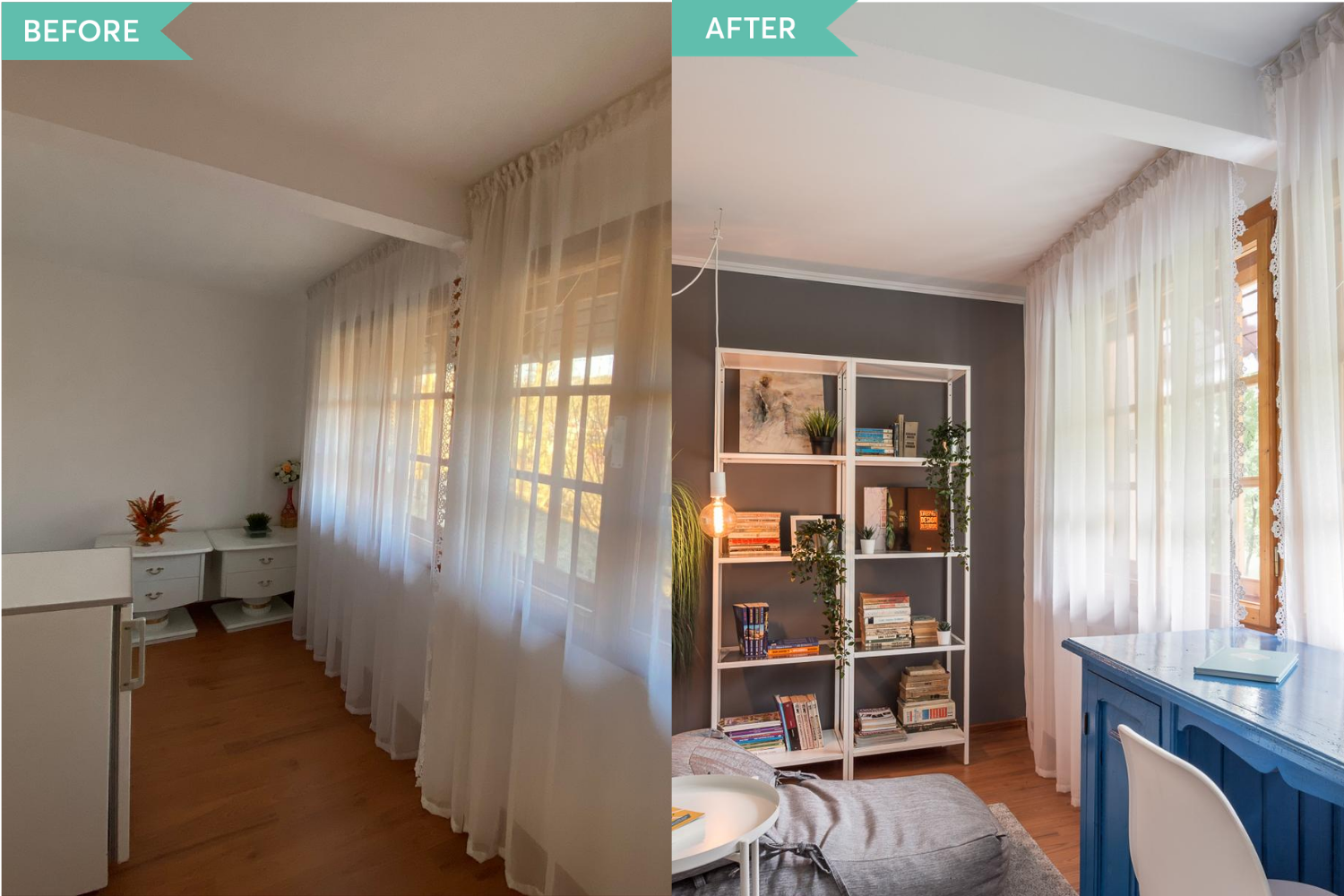 Zen Casa Comarnic - before and after - amenajare AfterDeco (5)