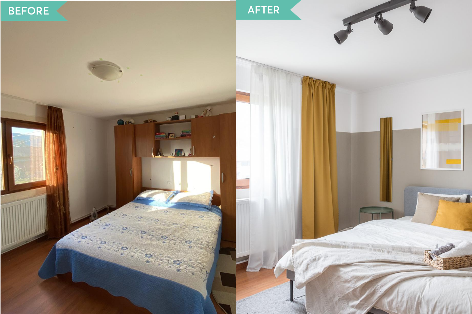 Zen Casa Comarnic - before and after - amenajare AfterDeco (8)