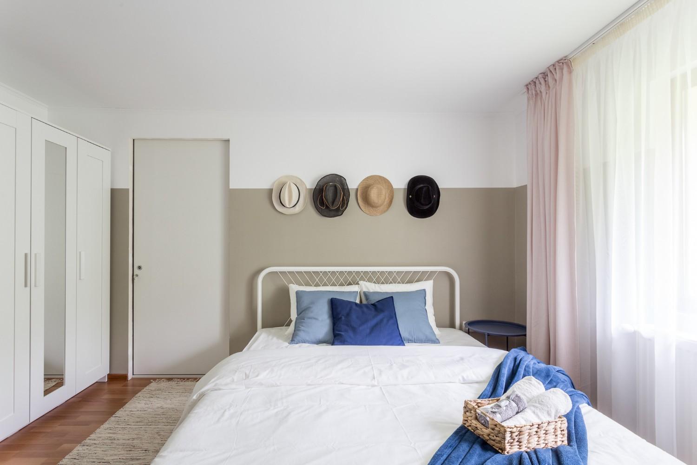 Zen Casa Comarnic - dormitor triplu dupa amenajare After Deco (1)