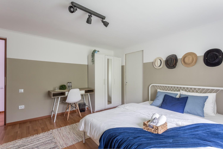Zen Casa Comarnic - dormitor triplu dupa amenajare After Deco (2)
