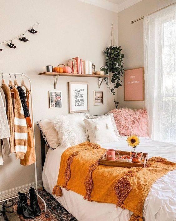 Poți fi extrem de creativ atunci când alegi un pat pe colț