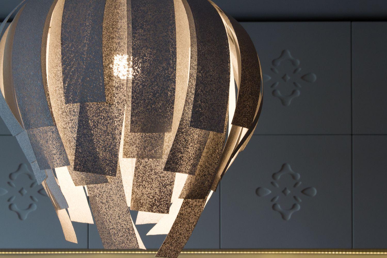 lustra Luminna moderna