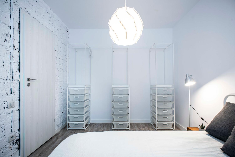 Amenajare dormitor scandinav Bucuresti_ Diez Office (19)