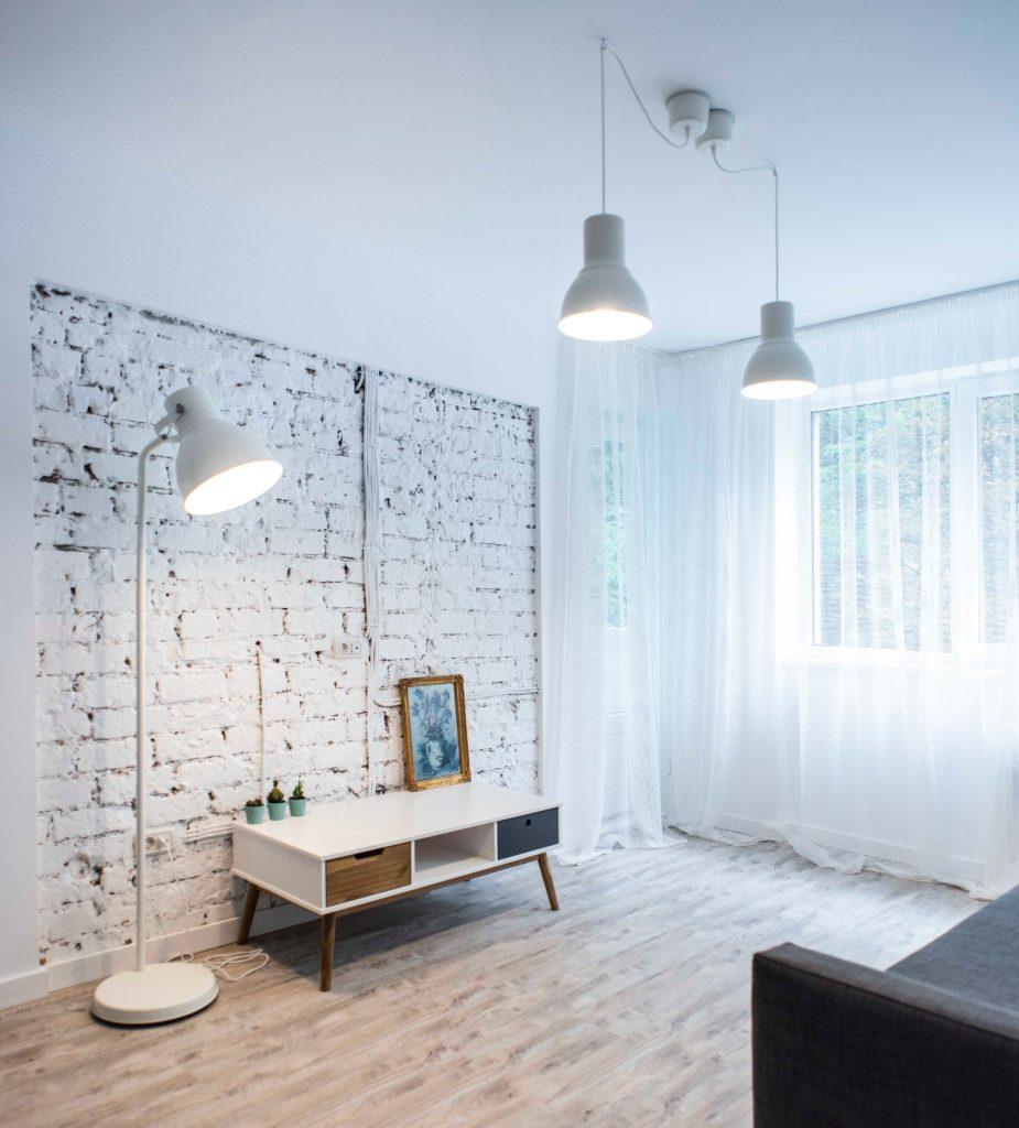 Amenajare living caramida alba Bucuresti_ Diez Office (10)