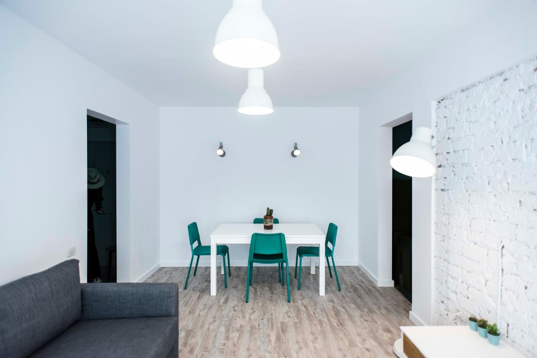 Amenajare living caramida alba Bucuresti_ Diez Office (11)