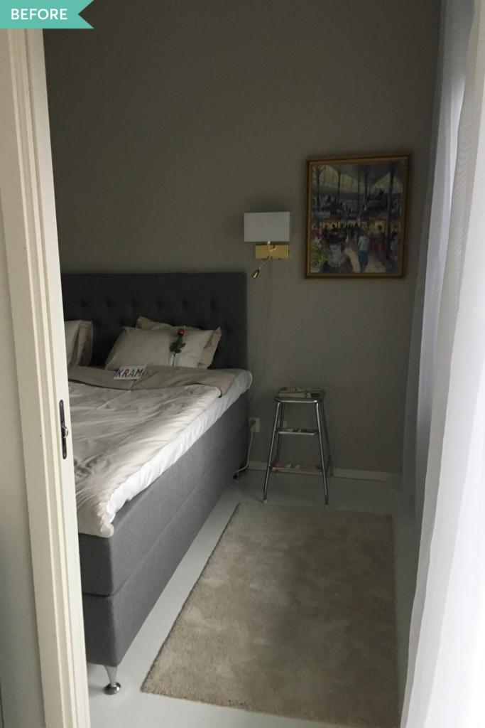 before dormitor
