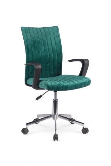 scaune birou copii acaju