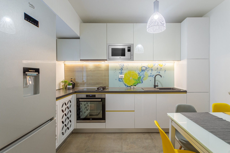 Amenajare apartament patru camere
