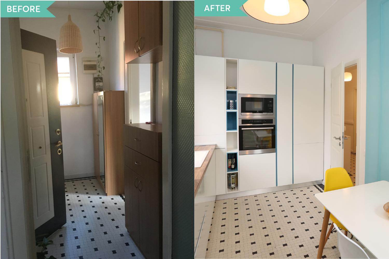 renovare apartament vechi