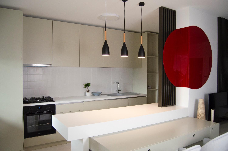 Bucătărie în stil Feng Shui - amenajare Pibo Projects Cluj Napoca (3)