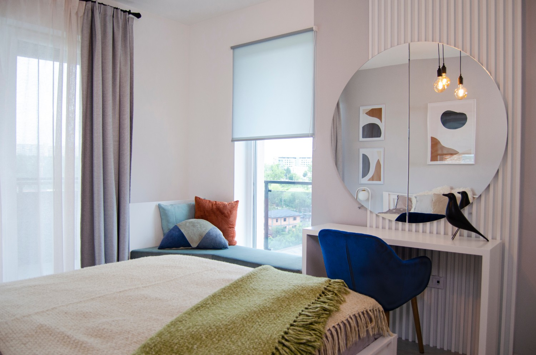 Dormitor în stil Feng Shui - amenajare Pibo Projects Cluj Napoca (1)