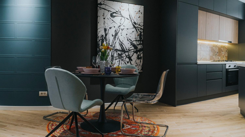 Living apartament de inchiriat Oradea - AIDO Studio Design (2)