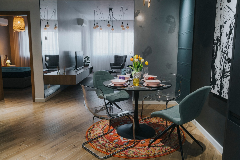 Amenajare apartament cu doua camere Oradea - AIDO Studio Design