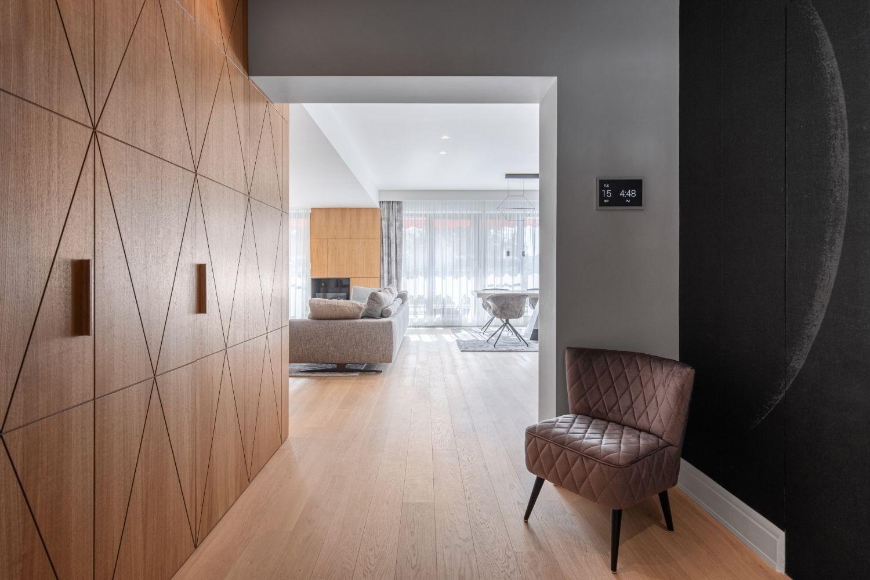 amenajare apartament hol intrare pianoterra