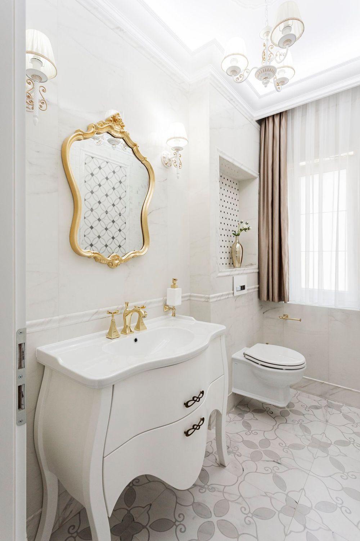 amenajare clasica baie