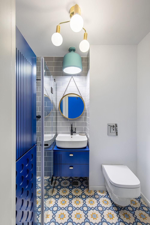 amenajare baie apartament 3 camere semidecomandat