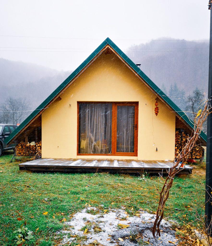 casa iarna