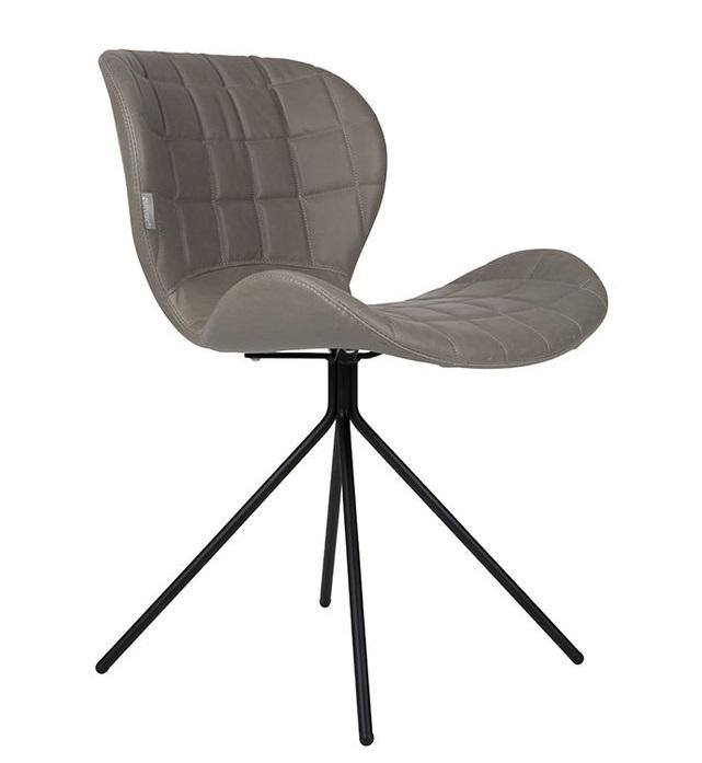 scaune moderne din piele