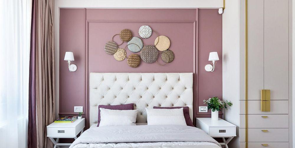 amenajare stylish tăblie pat