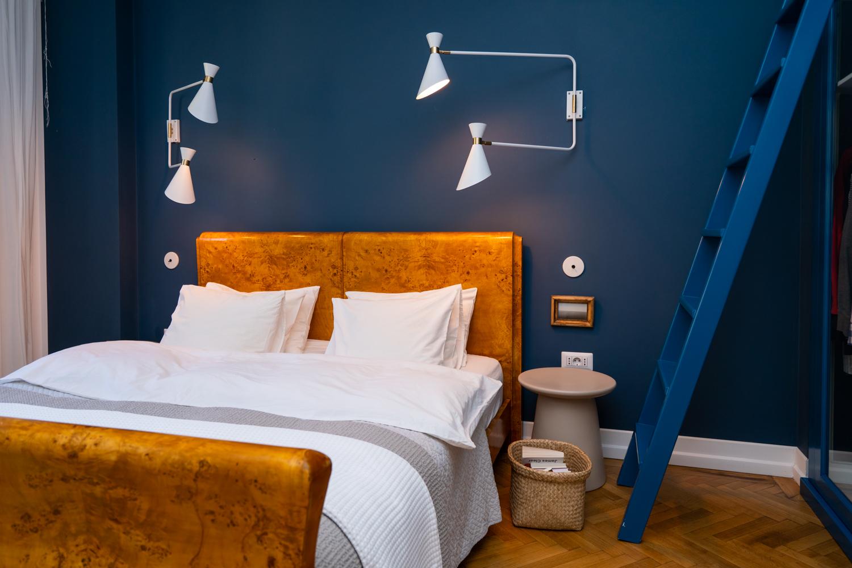 mobilă vintage dormitor