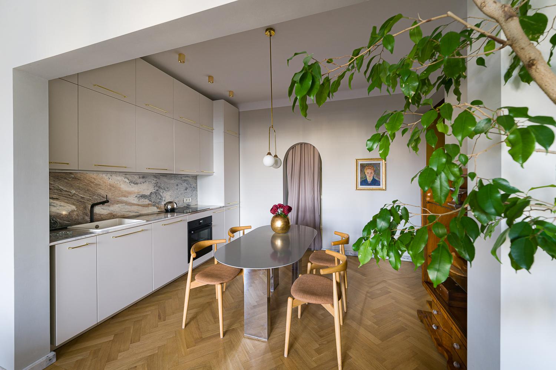 renovare apartament București zonă dining