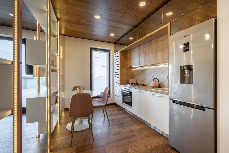 amenajare apartament 3 camere semidecomandat