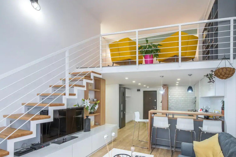 12 Airbnb-uri pe care le poți închiria în orașele românești: Cluj