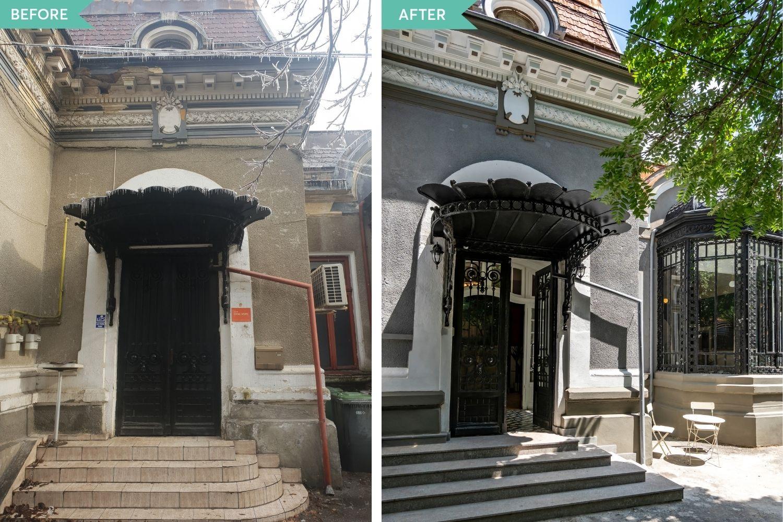 consolidare casa veche exterior Lucrativ