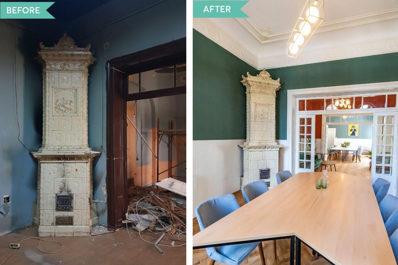 consolidare casa veche Lucrativ