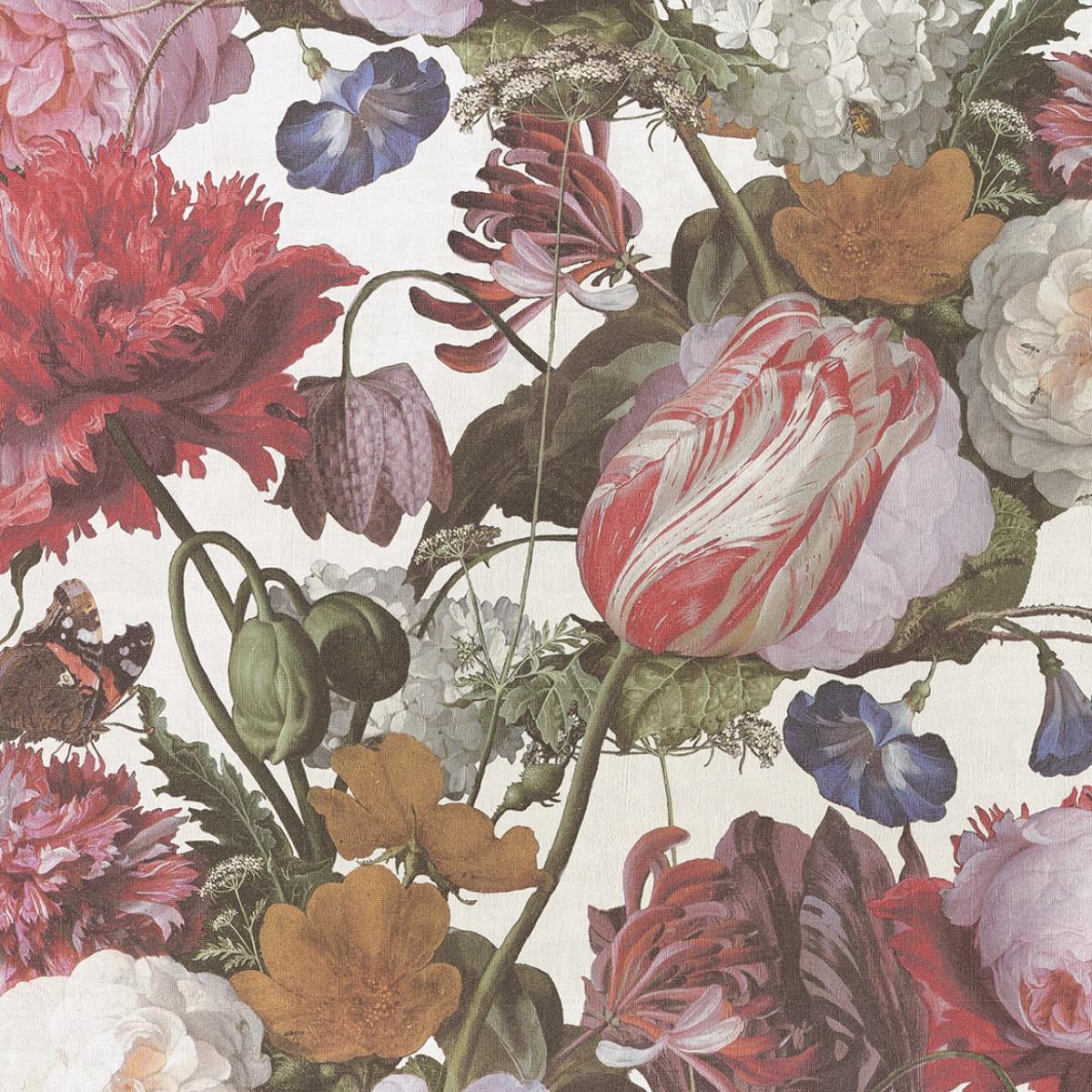 tapet floral