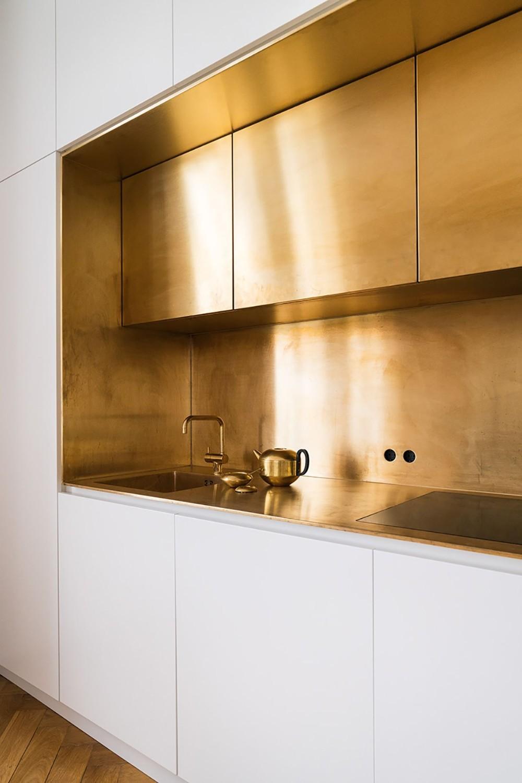 protejarea spaţiului de gătit - metal 1