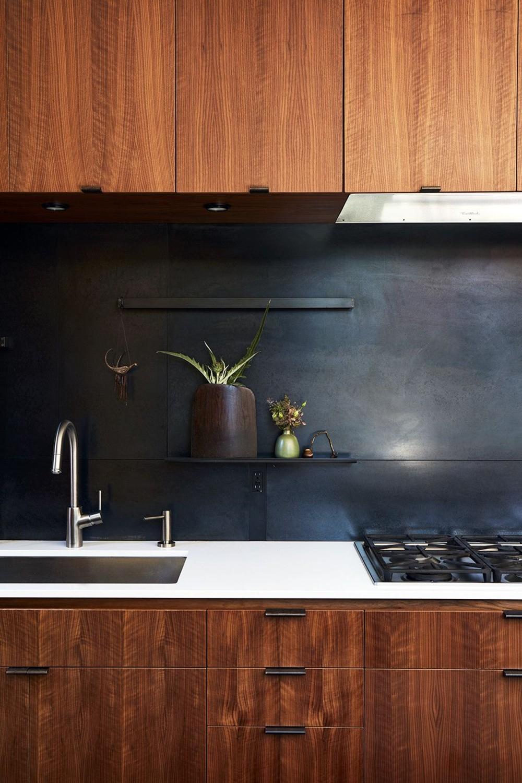 protejarea spaţiului de gătit - metal