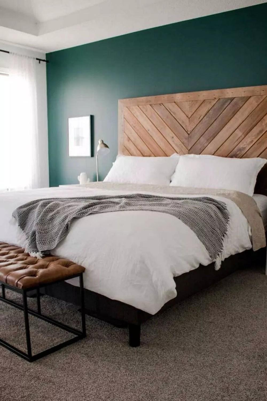 tăblia de pat - lemn 3