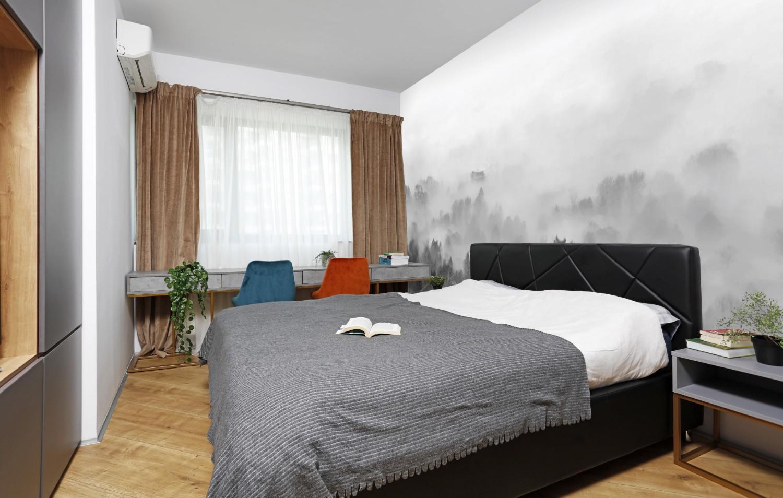 Amenajare dormitor modern designer Cristian Patrascu (1)