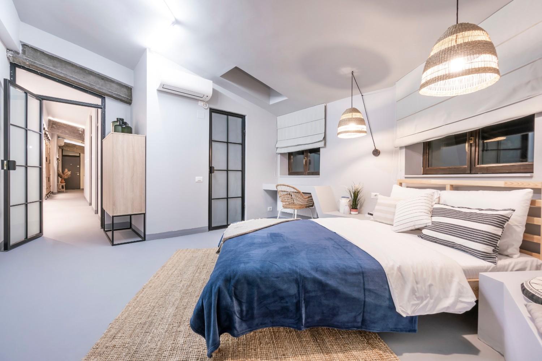Apartament de inchiriat AirBnb Bucuresti stil boho chic - arh. Andra Bica Kanso Design (20)