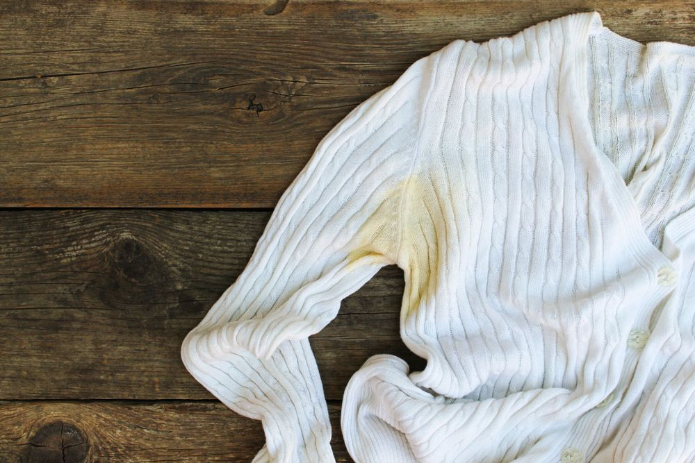 mirosurile din haine transpirație
