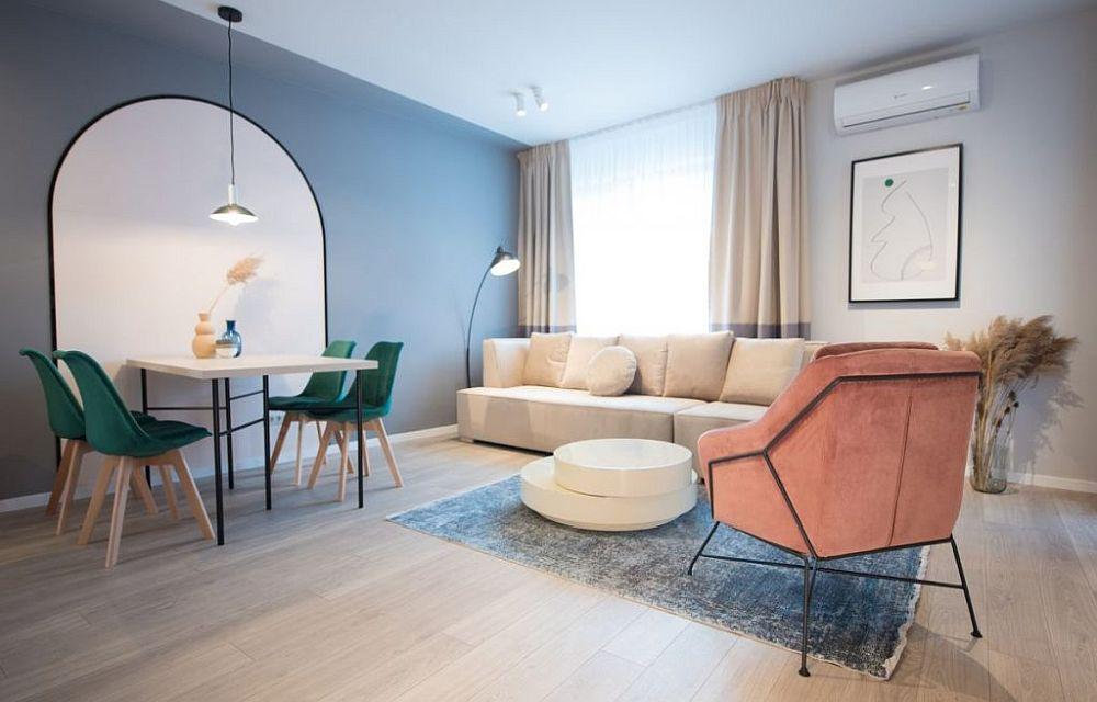trenduri de design interior în 2020 stilul memphis