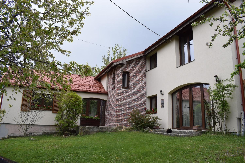 Casa proprietarei din prezent, după 2 renovări în decurs de 19 ani