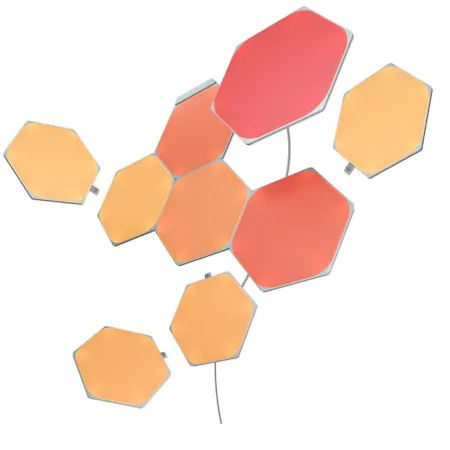 hexagoane luminoase