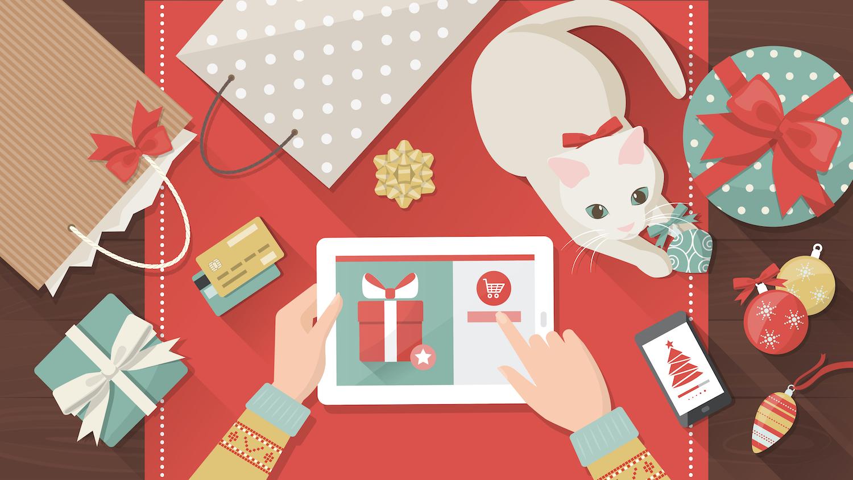 obiceiuri de iarna cumparaturi online