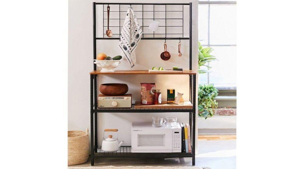spații depozitare masă lucru bucătărie