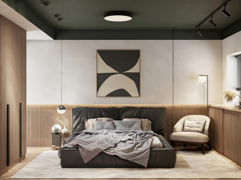 Dormitor modern - Delta Studio Design
