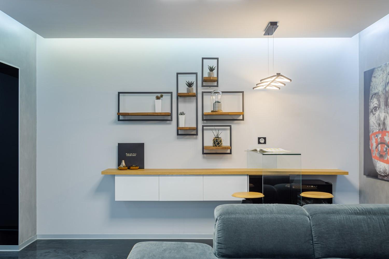 Living pardoseala epoxidica - renovare apartament Bucuresti - arhitect Alexandru Bucur Interiology (2)