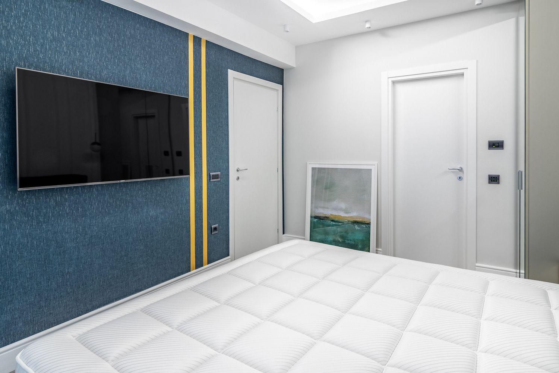 amenajare eclectica dormitor