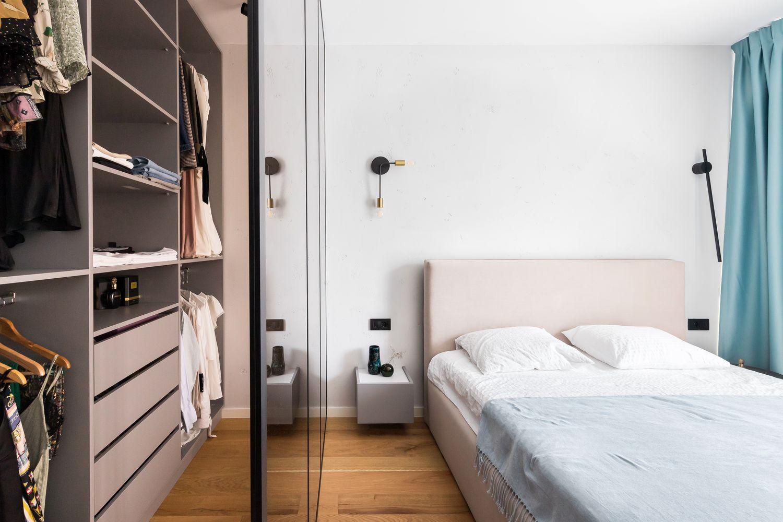 amenajare industriala dormitor