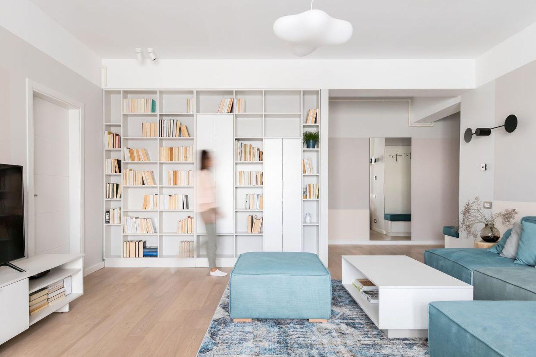 apartament trei camere ion mihalache