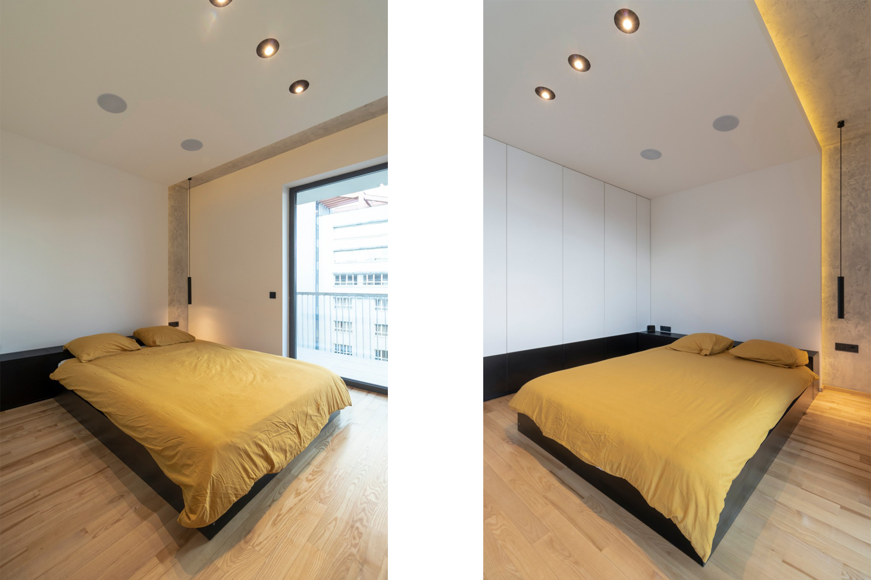 apartament Cindy © viewcatchers dormitor
