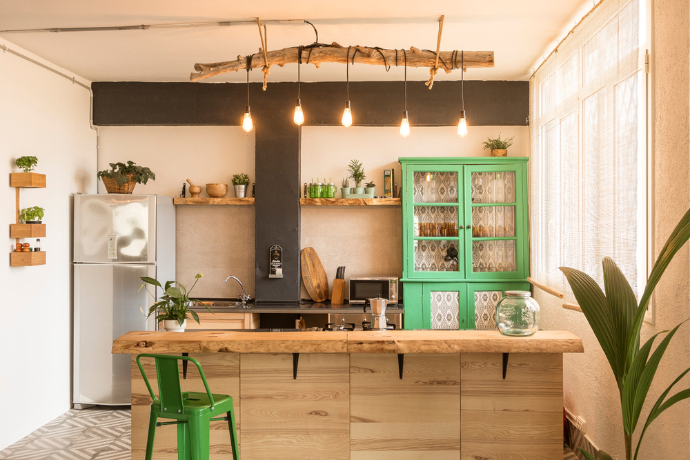 bucătărie mică