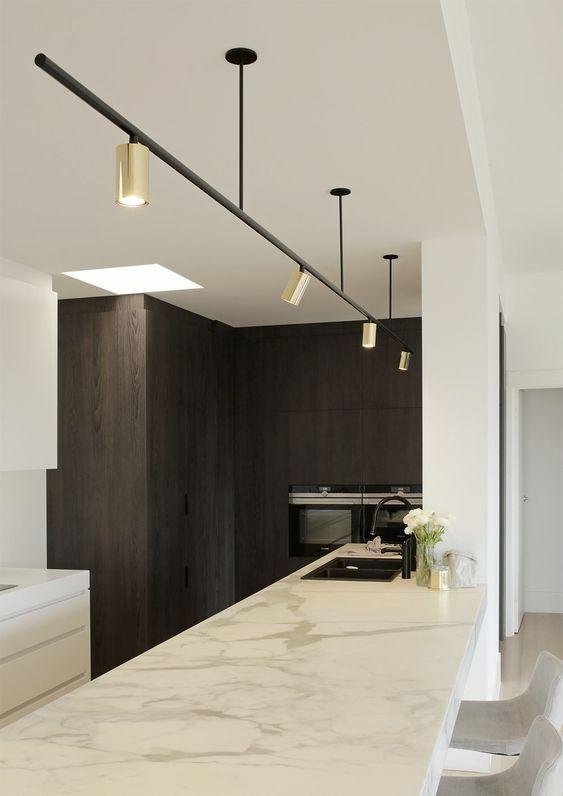 iluminat blat bucătărie