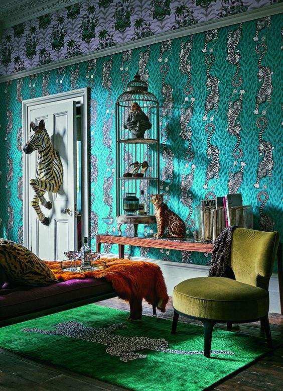 decor maximalist